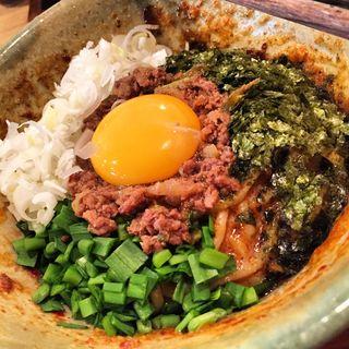 台湾まぜ麺(まぜ麺マホロバ)