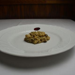 ポルチーニ茸のリゾット(ヴィーニ・ディ・アライ )