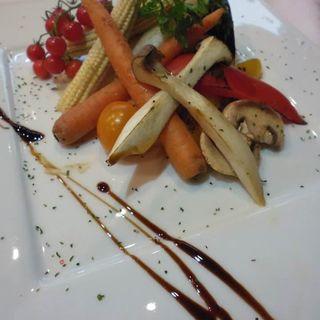 旬のグリル野菜(ラフィーネ )