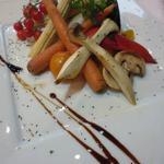 旬のグリル野菜