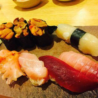おこのみ寿司(つきぢ神楽寿司 屋台店 )