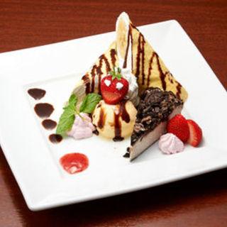 デザート盛合せ(ふくまめ )