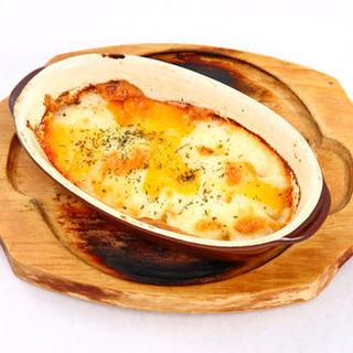 じゃが芋とチーズのオーブン焼き(Solare (-ソラーレ-))