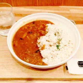 きのこカレー(スープストックトーキョー 成田空港店 (Soup Stock Tokyo))