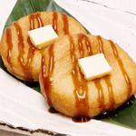 いももち みたらし餡北海道バター