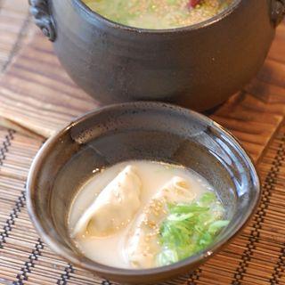 博多炊き餃子(ばんぺい柚 )