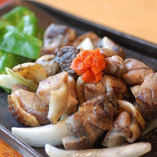 鶏ももころころ焼き(ばんぺい柚 )