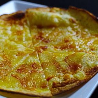 ゴルゴンゾーラの蜂蜜ピザ(秋葉原バル モンパカ )