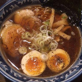 中華そば(麺屋しらかわ )