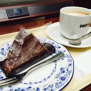 ルーフチョコケーキ(ドトールコーヒーショップ 仙台中央通り大町店 )