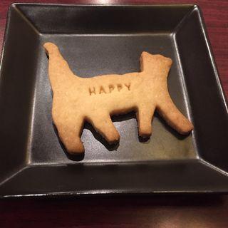 猫ちゃんクッキー(黒猫屋珈琲店)