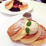 幸せのパンケーキ(幸せのパンケーキ 表参道店 (マジアディファリーナ))