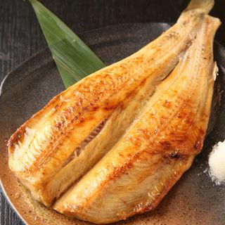 本日の焼き魚 (稚内漁港 新橋店 (ワッカナイギョコウ))