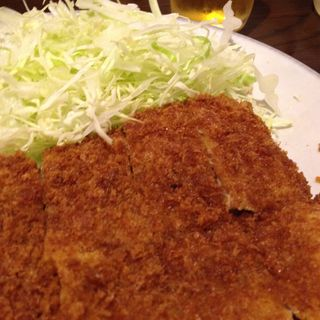 ヒレカツ(勝烈庵 馬車道総本店 (かつれつあん))