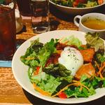 豚の角煮丼(タイムピース カフェ (timepiece cafe))