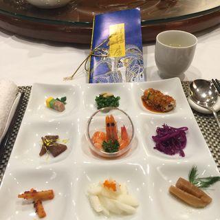 前菜9種盛り(御膳房 (ゴゼンボウ))