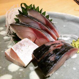 〆鯖(おでん二毛作 )