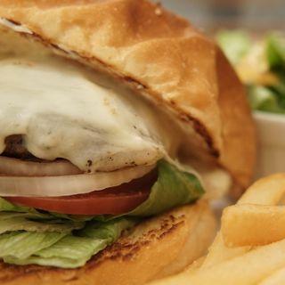モチバーガー(バーガーマニア 恵比寿店 (Burger Mania))