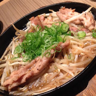 せせりの柚子醤油炒め(米福 西梅田 )