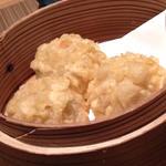 海鮮小籠包天ぷら