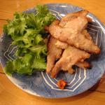 豚肉の麹味噌焼き