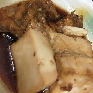 豆腐の煮つけ(庶民 )