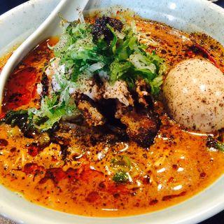 赤担々麺(JTAN)