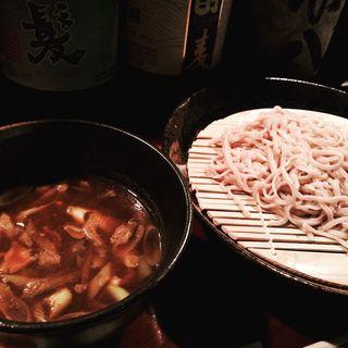ざる蕎麦(焼酎&蕎麦dining bar寛永 (カンエイ))