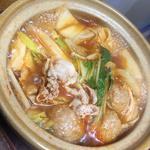 チゲ鍋(限定メニュー)