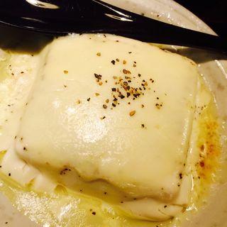 とうふチーズ焼き(食 酒道楽 一乃家 KAZUNOYA)