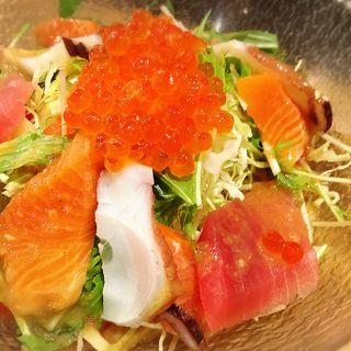 海鮮サラダ(赤羽 トロ函 (トロバコ))