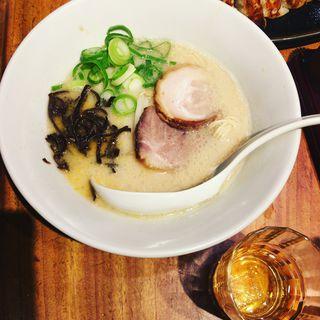 白丸元味(博多 一風堂 盛岡店 (いっぷうどう))