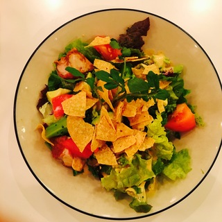 Mexican salad (WIRED CAFE 横浜相鉄ジョイナス店 (ワイアード カフェ))