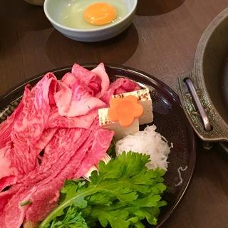 すき鍋(人形町今半 舞浜イクスピアリ店)