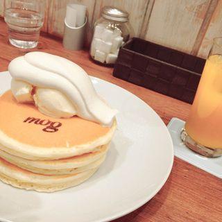 スペシャルパンケーキ(mog 京都三条店 (モグ))