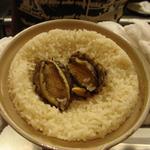 アワビ土鍋