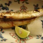 白身魚の焼物