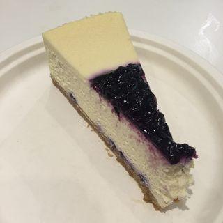 blueberry cheesecake(ローラズ・カップケーキ 東京 (LOLA'S Cupcakes))