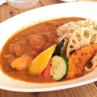 マレーシアカレー(Spoon )