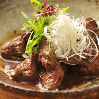 牛肉の煮込み(結庵)
