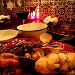 魚介と自家製チョリソのフェイジョアーダ