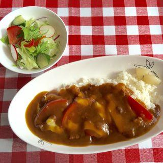 トマトチーズカレー(カフェ タカハシ (Cafe Takahashi))
