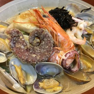 海鮮チャンポン(入船)