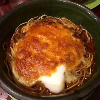 焼きカレースパゲティー(ストーン )
