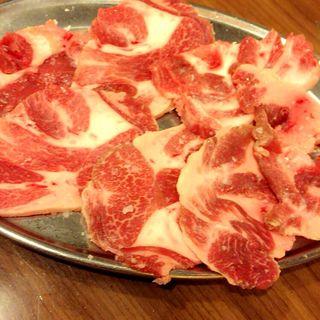 あご肉(ホルモン青木 2号店 (ホルモンアオキ))