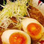 特製豚骨魚介(上野 戸みら伊本舗 (こうずけ とみらいほんぽ))
