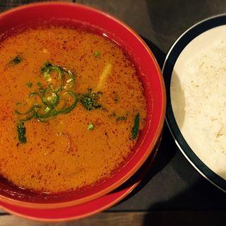 和風スープカレー(印度料理 プルワリ )