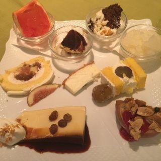Dessert Platter(アッピア (APPIA))