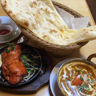 レディースセット(インドカレーレストランプルニマ 大村店 )