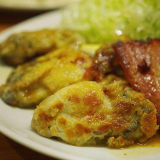 牡蠣のバターソテー(キッチン たか )